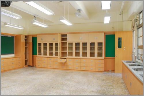 木製系統牆櫃09-001